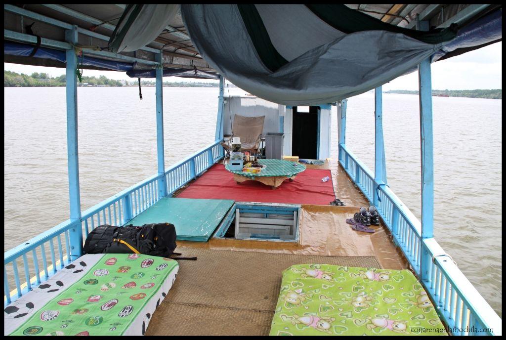 Klotok Tanjung Puting