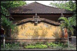 Entrada Goa Gajah Bali