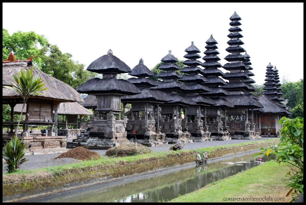 Taman Ayun Bali Indonesia