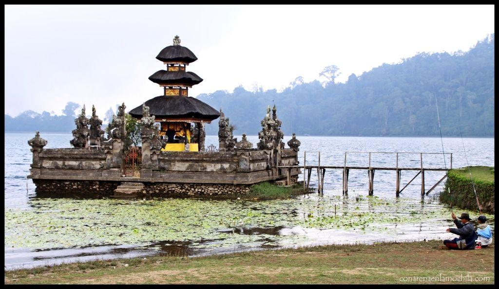 Ulun Danu Bratan Bali Indonesia