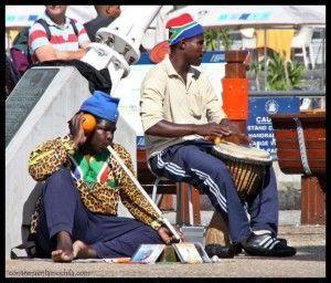 Waterfront músicos