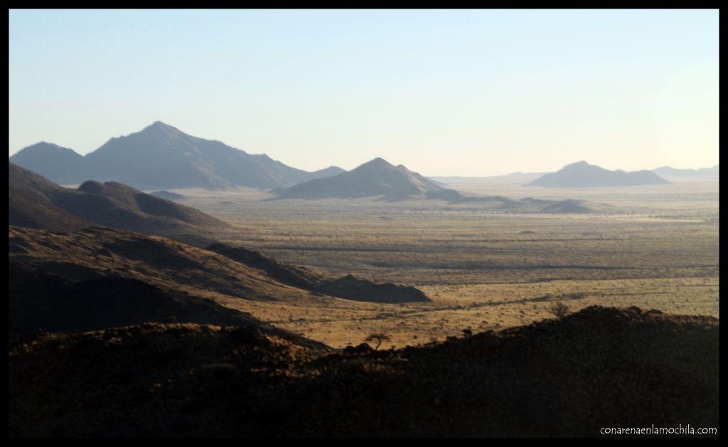 Spreetshoogte pass Namibia