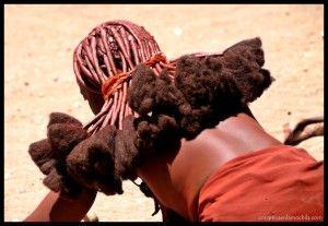 Peinado himba