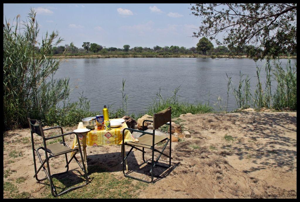 Camping Mahangu