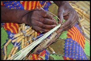 Artesanía Caprivi