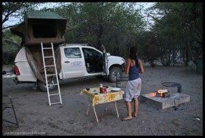 Camping Caprivi