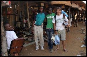 Mercado Zimbabwe