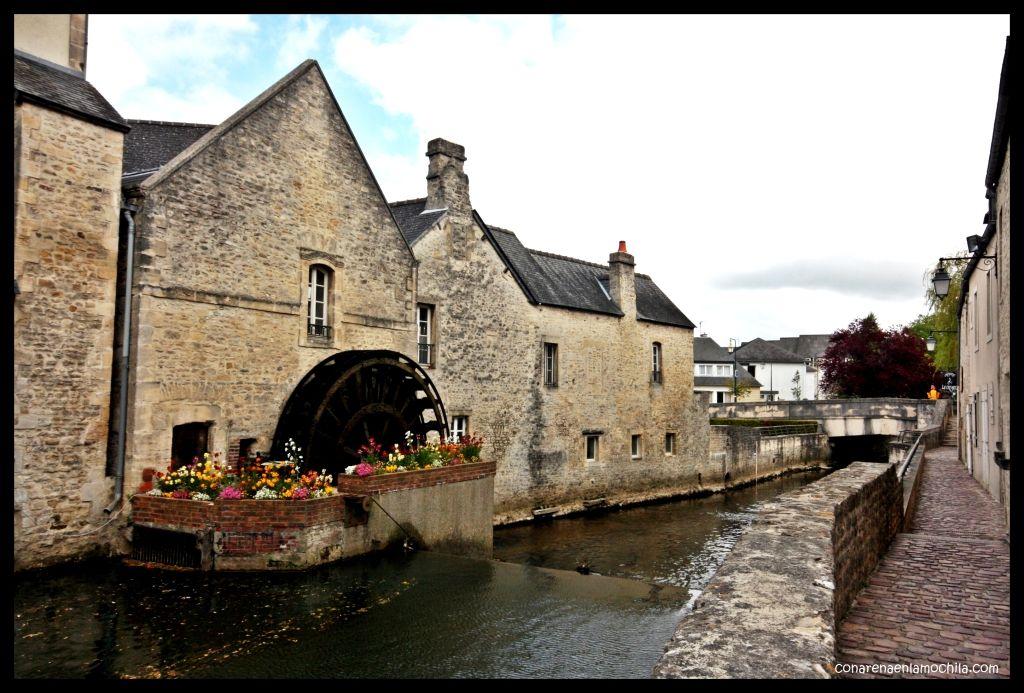 Bayeux Normandía Francia