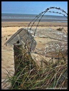 Utah beach Normandia Francia