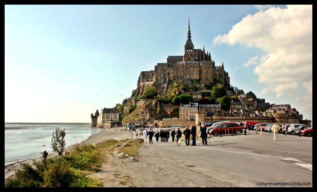 Mont Saint Michel Normandía Francia