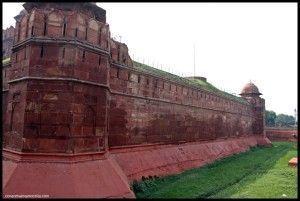 Fuerte Rojo Delhi India
