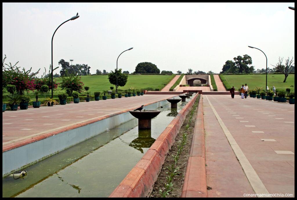 Rajghat Delhi India
