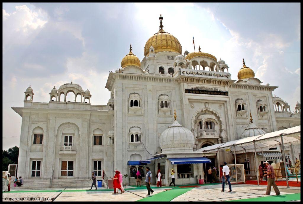 Templo Sij Delhi India