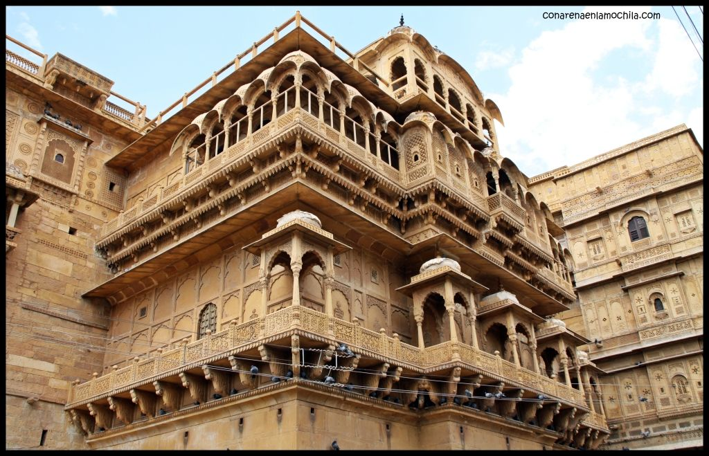 Palacio Fuerte Jaisalmer India