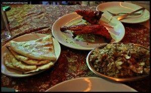 Monica's Restaurant Jaisalmer India