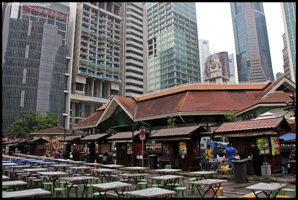 Lau Pa Sat - Singapur