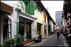 Kampong Glam - Singapur