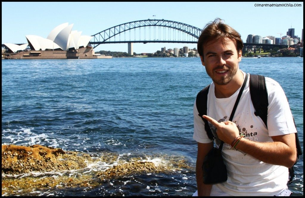 Mc Quaries Point Sídney Australia