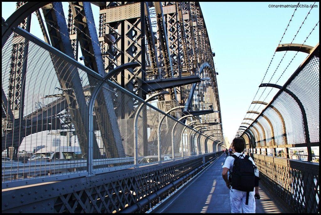 Harbour Bridge Sídney Australia
