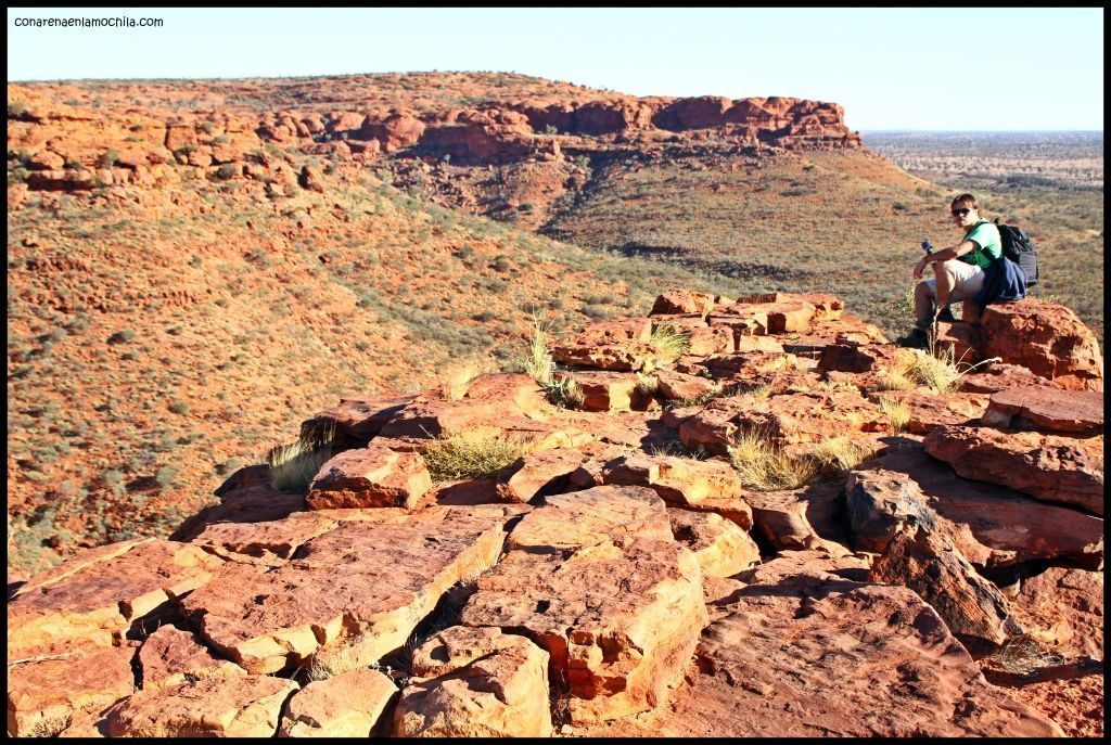 Kings Canyon Watarrka National Park - Australia