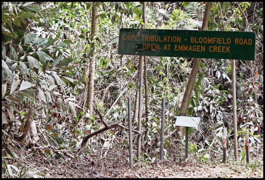 Bloomfield Track Australia