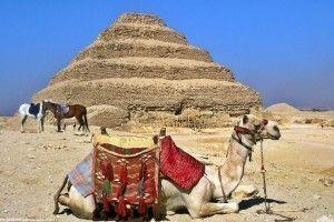 Pirámide de Zoser - Egipto