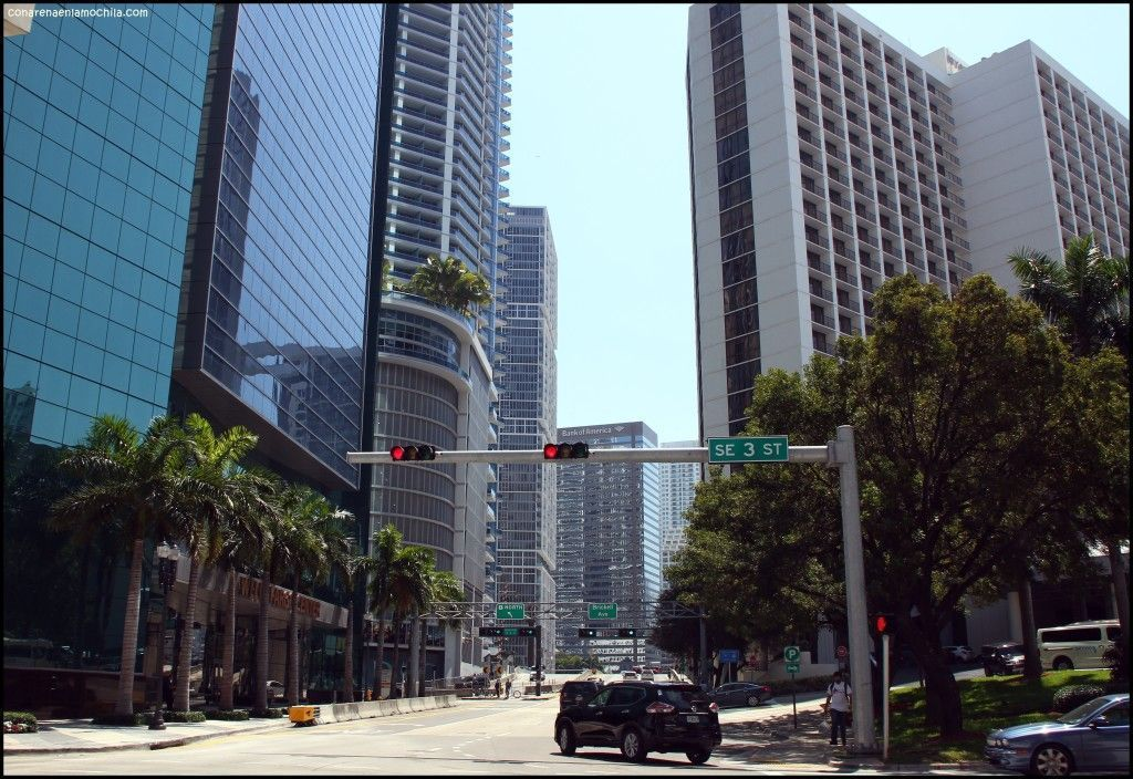 Downtown Miami Florida Estados Unidos