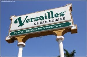 Versailles Little Havana Miami Florida Estados Unidos