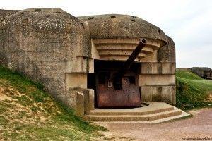 Longues sur Mer Normandía Francia