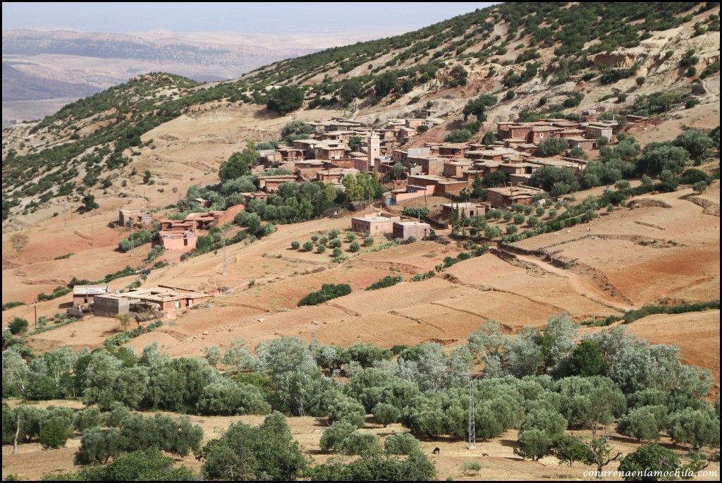 Atlas Marruecos