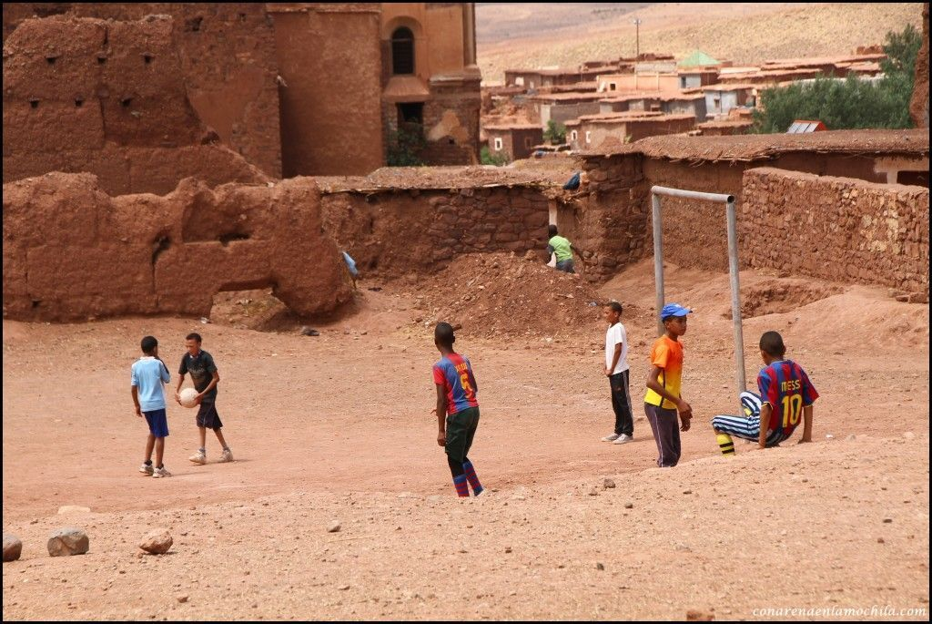 Telouet Atlas Marruecos
