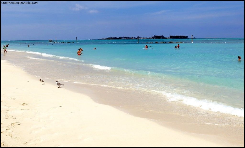 Cable Beach Nassau New Providence Bahamas