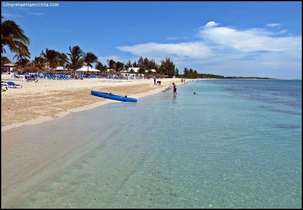 Churchill Beach Grand Bahama Bahamas
