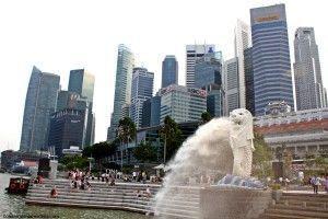 Singapur Marina Bay