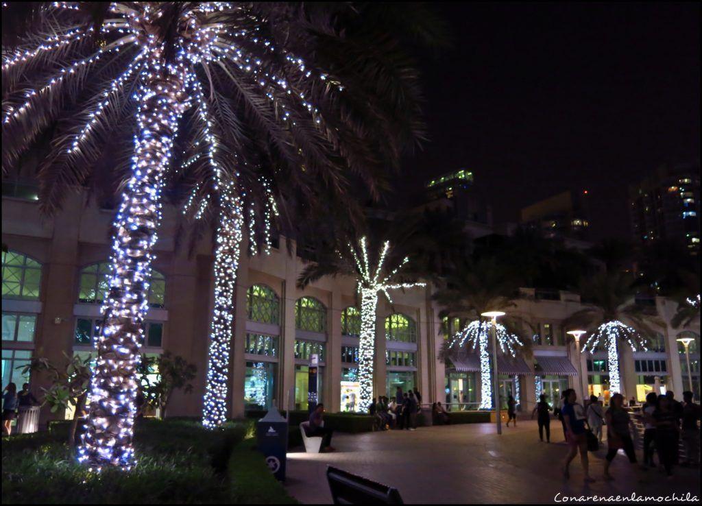 Dubai Marina Dubai Emiratos Árabes Unidos