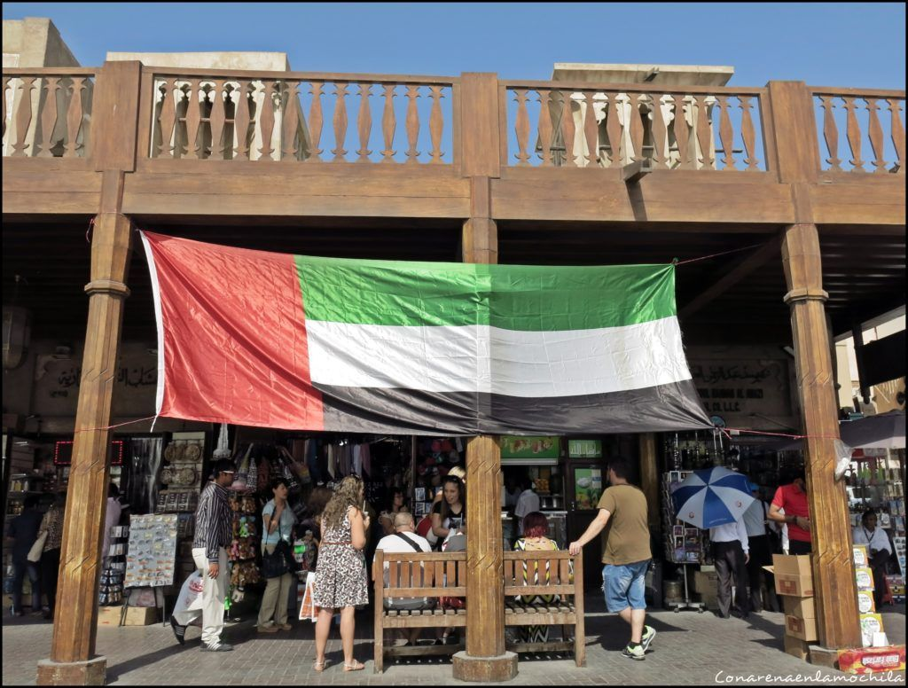 Deira Dubai Emiratos Árabes Unidos