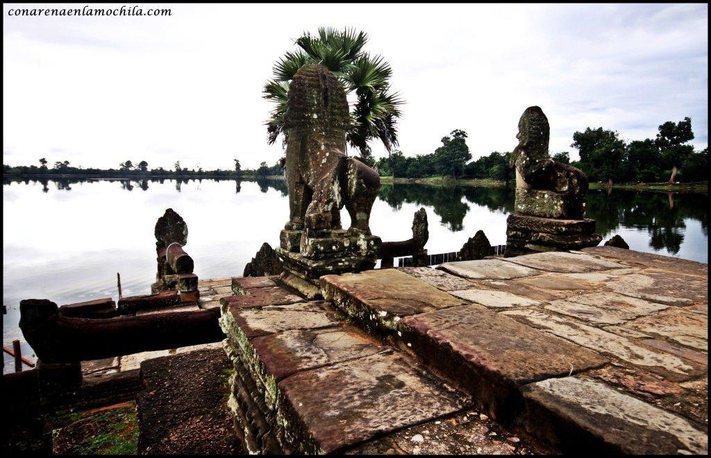 Srah Srang Angkor Siem Reap Camboya