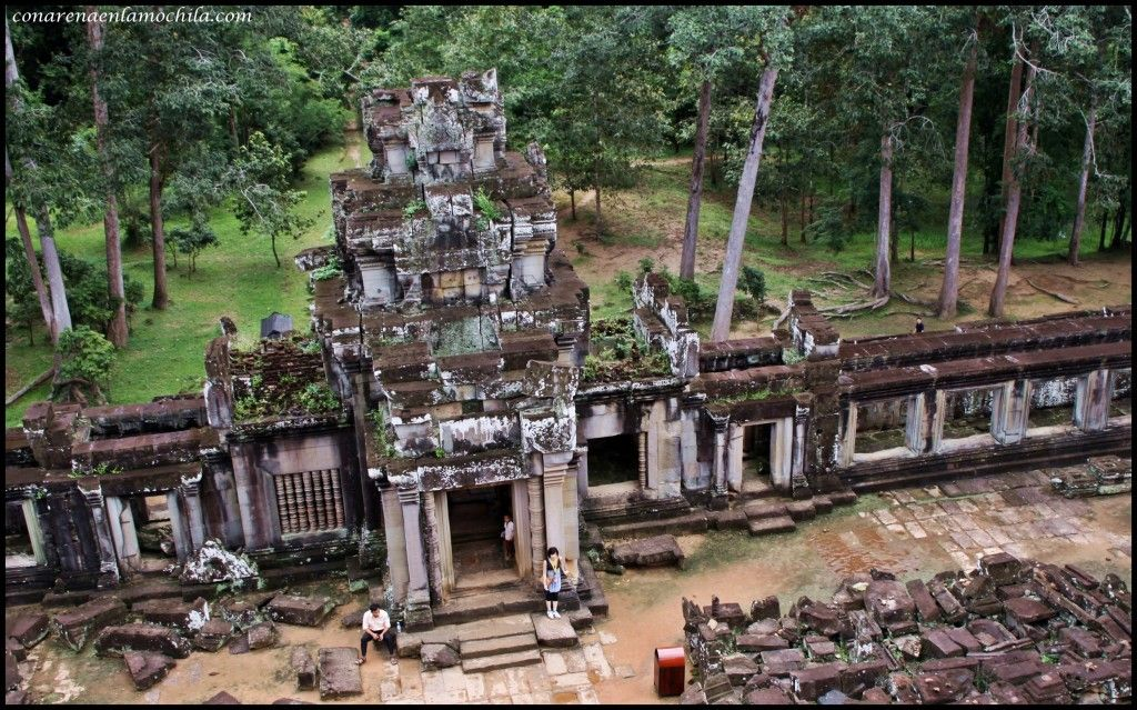 Ta Keo Angkor Siem Reap Camboya