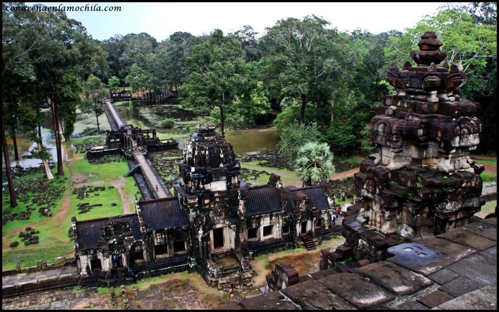 Baphuon Angkor Siem Reap Camboya