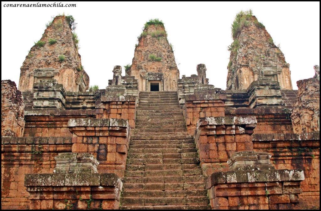 Pre Rup Angkor Siem Reap Camboya