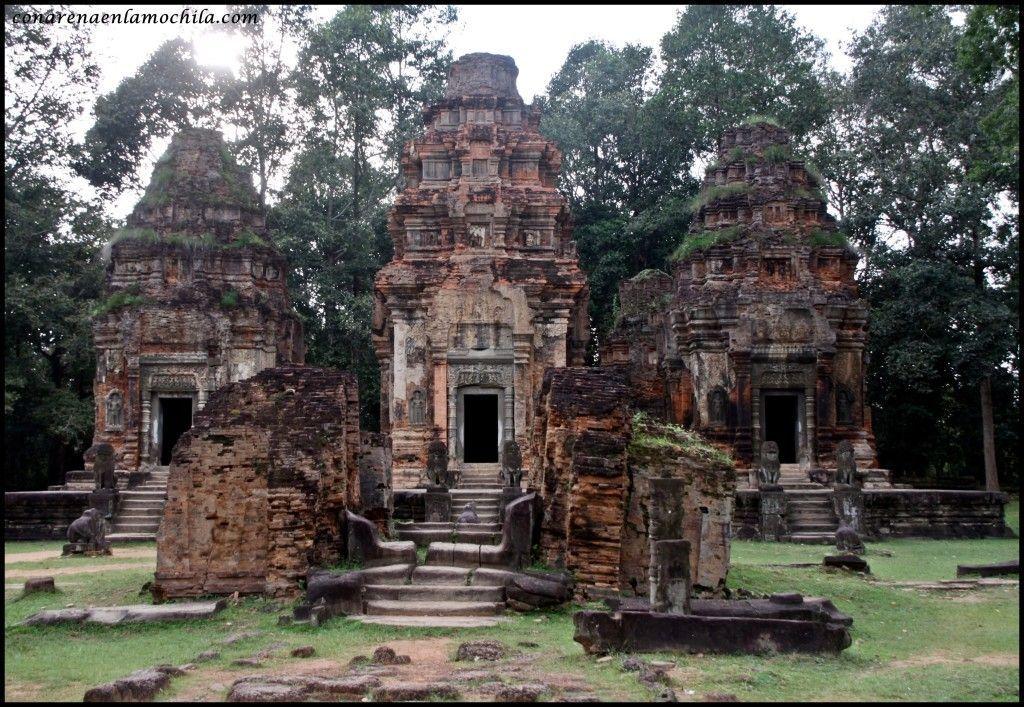 Preah Ko Angkor Siem Reap Camboya