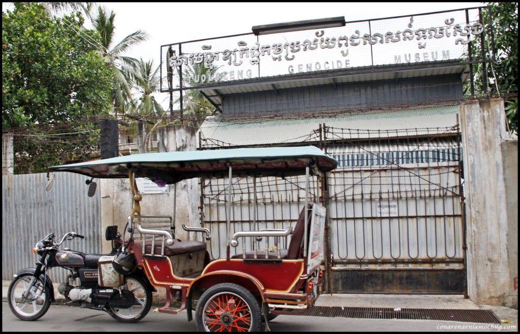 Tuol Sleng S21 Phnom Penh Camboya