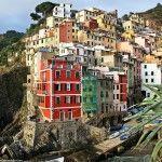 Cinque Terre: Carácter mediterráneo en Liguria