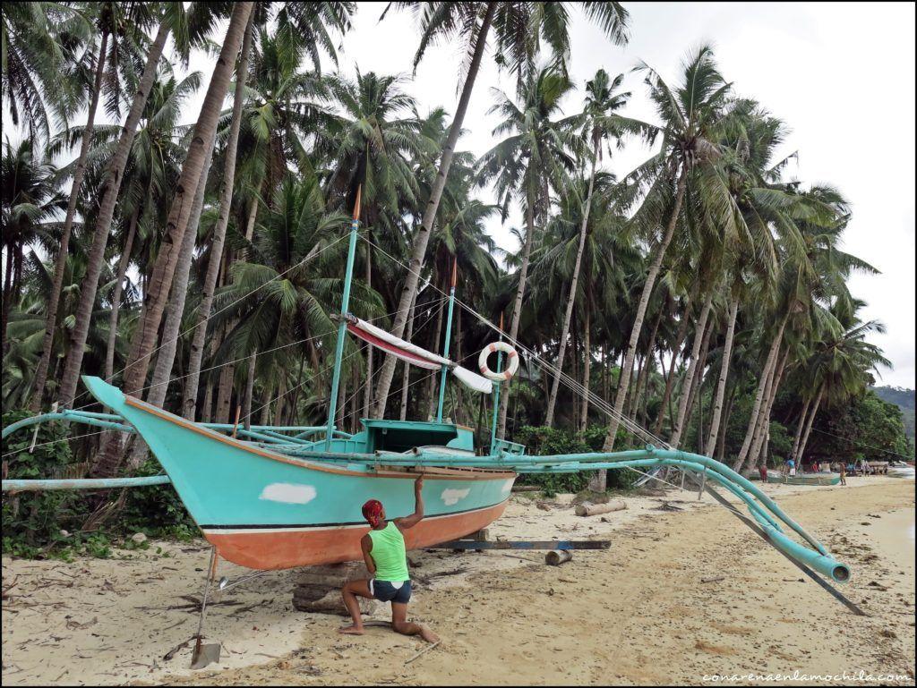 Corong Corong El Nido Palawan Filipinas