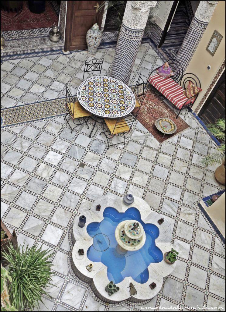 Riad Letchina Fez Marruecos