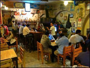 Bar Cheros Panajachel Guatemala