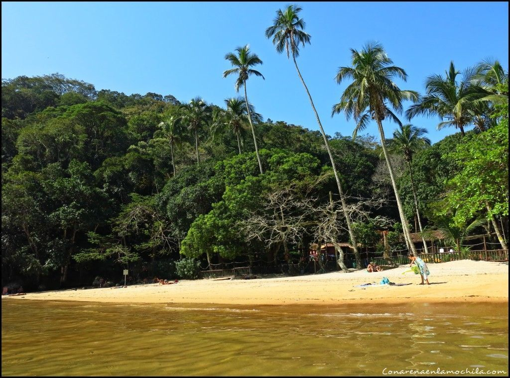 Abraaozinho Ilha Grande Brasil