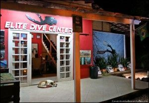 Elite Dive Center Ilha Grande Brasil