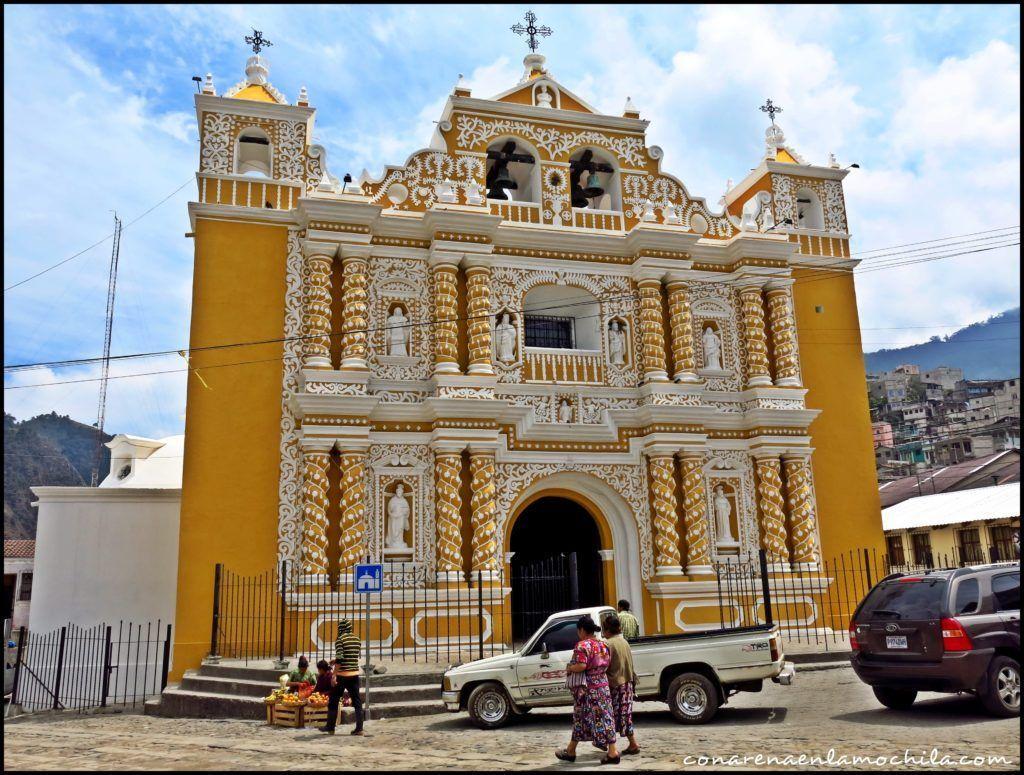 Zunil Quetzaltenango Guatemala