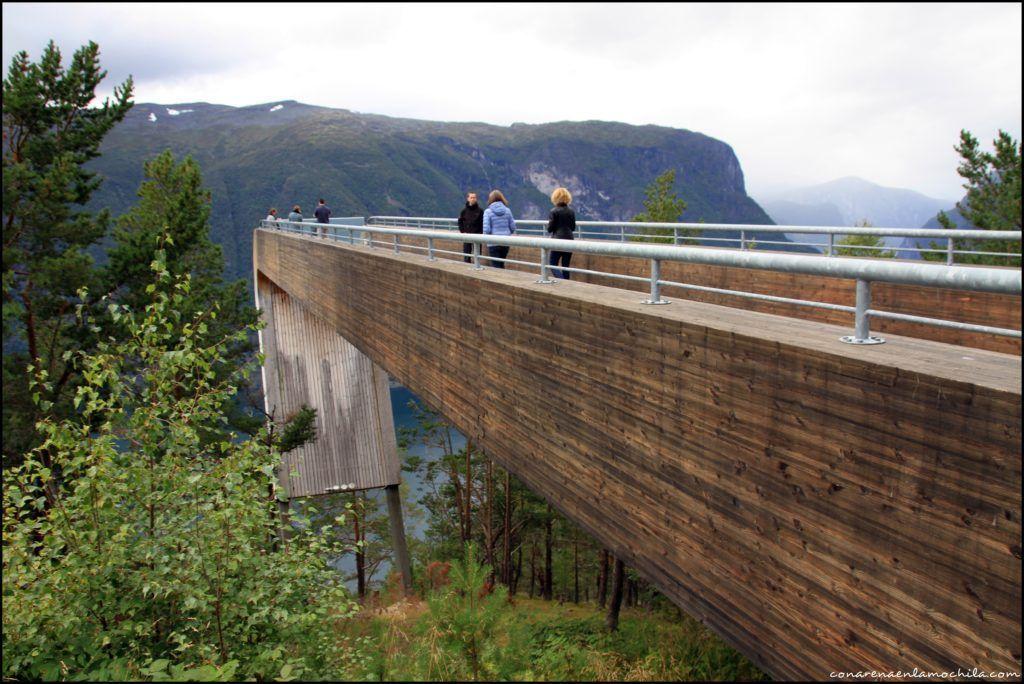 Stegastein Noruega